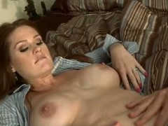 Alison Moore is feel ill and tired of sex with her husband. She seduces inviting stud Johnny Sins and in a little while finds his dick in her smooth wet needy pussy, Man loves her hot hole.