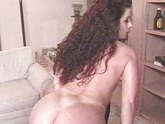 Masterpiece striptease anal ramming