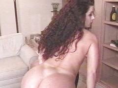 Masterpiece striptease anal ramming