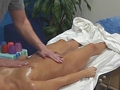 Aleska enticed and fucked by their way massage therapeutist above cease operations camera