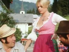 Retro European porn movie from dramatize expunge 1980s. It has many hot babes getting a rough pounding up their wringing wet pussies