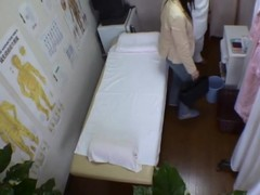 It is the voyeur cam that has recorded this mind blowing with an increment of dirty video for us featuring the seducing Asian teen stretched on the coach with an increment of acquiring masseur