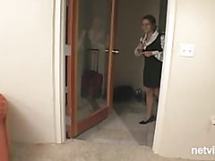 Classic Audition Shackle 7 - Netvideogirls