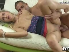 Brand-new pussy worshipping