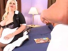 Bailey Santanna: Maid For Creampie