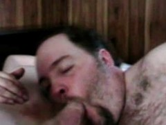 Chubby Gay Foreplay