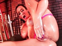 Groundwork set fun with Jayden Jaymes