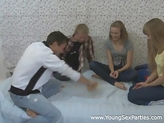 Our guys picked up a pair of inexperienced legal age teenager chicks in a local cafe and those kittens sure didnt beware in the matter of play a unblushing party amusement and have some foursome fun on camera. This youthful coition party completely rocked with two fresh taut slits getting drilled by hard dicks from each angle. Nutty hoes theyll fuck anything that moves for a scarcely any supplementary dollars. Have A Fun!