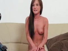 Sweltering feminine milf boss seduces a cute