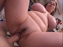 Bodacious beauty is curvy and fucked hard