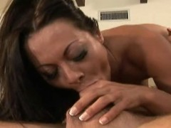 Sandra Romain tries to take the whole dick upon will not hear of frowardness