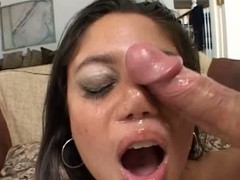 Grotesque collection of cumshots