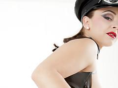 Liza Del Sierra gets her wet crack licked